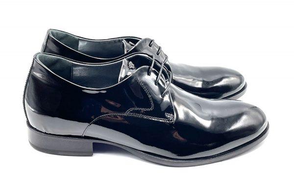 scarpa cerimonia con rialzo