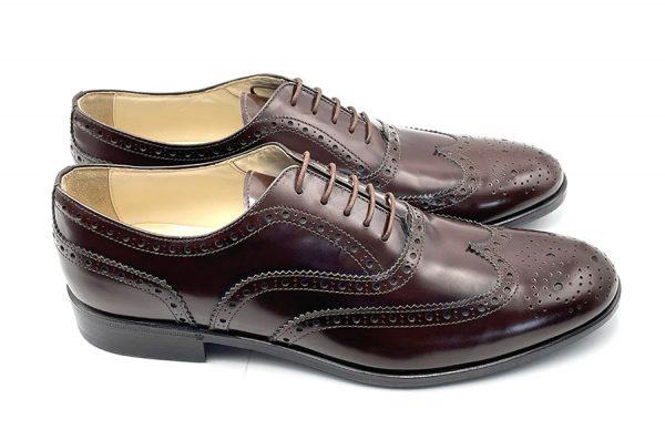 scarpa inglese marrone