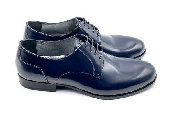 scarpa principe di milano blu