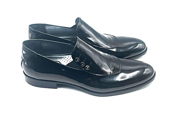 PANTOFOLA IN PELLE
